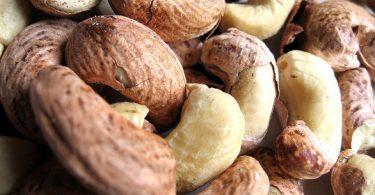 frutta secca per i muscoli