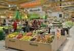 Isola Almaverde Bio nell'ipermercato Conad