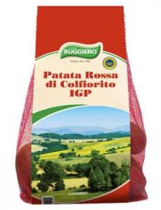 Patata Rossa di Colfiorito Igp Ruggiero