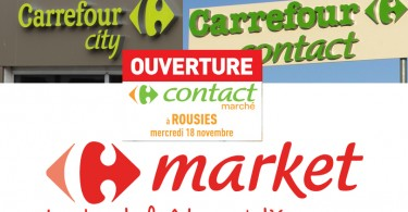 Carrefour Contact Marché