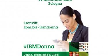 #IBMDonna
