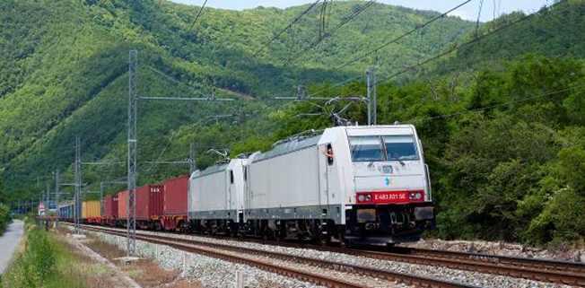 Treno della Frutta. Dal porto di Savona-Vado alla Piattaforma multimodale Logistica di Torino -Orbassano
