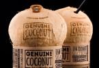 Genuine Coconut – World´s Coconut Trading, Spagna. Noce di coco bio con una apertura brevettata ed una cannuccia.