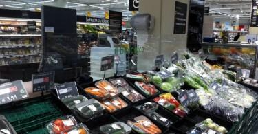 Auchan Cesano Boscone (MI) - Ortofrutta biologica