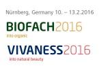Biofach e Vivaness 2016