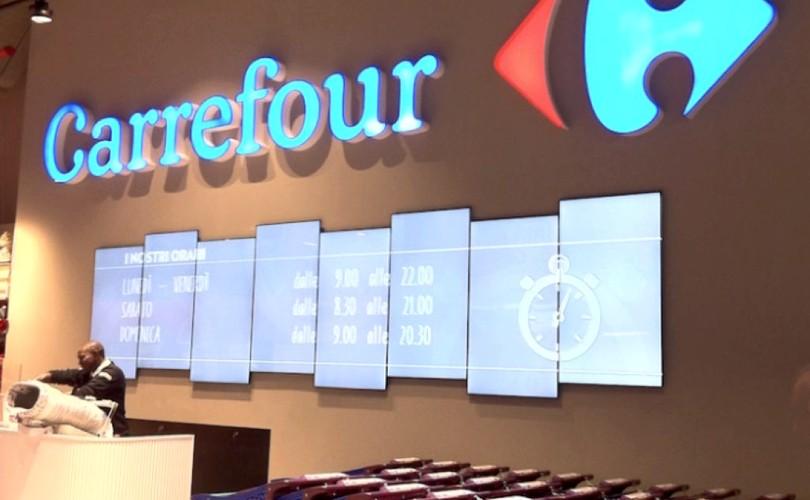 Carrefour Carugate