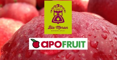 Mele Biodinamiche. Accordo Bio Meran Apofruit