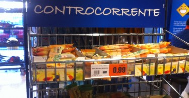 """Supermercato U2 di Meda (MB) - Assortimento """"Snack Controcorrente"""""""