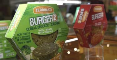 Zerbinotti burger vegetali