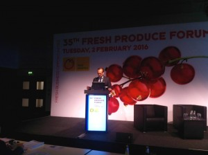 Kaasten Reh, Project Director di Fruitnet Media International e moderatore del Forum