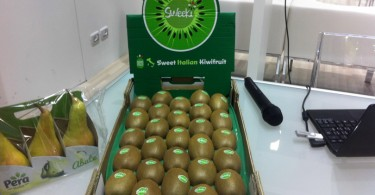 Fruit Logistica 2016 - I kiwi Sweeki di Origine Group