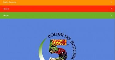 App Frutta e Verdura