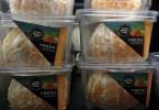 Arance già sbucciate in vendita da Whole Food in California