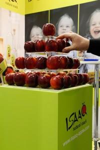 Mele Isaaq a Fruit Logistica 2016