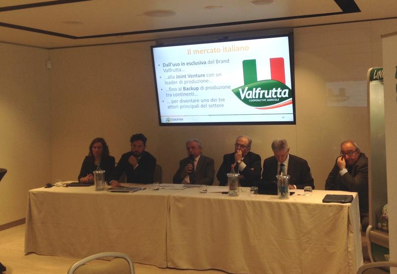 Milano 11 marzo 2016- Presentazione della nuova referenza della Linea Benessere di Coltiva e Valfrutta Fresco presso l'Hotel Gallia