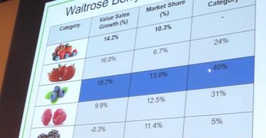 La politica multiprodotto nei berries da Wairose e la crescita dei mirtilli