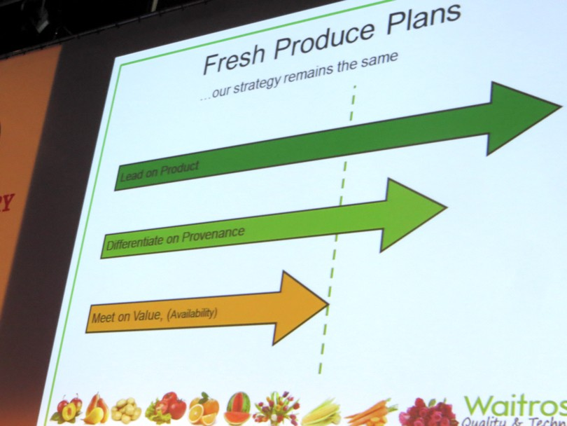 La strategia nei berries è identica a quella applicata al mondo del fresco