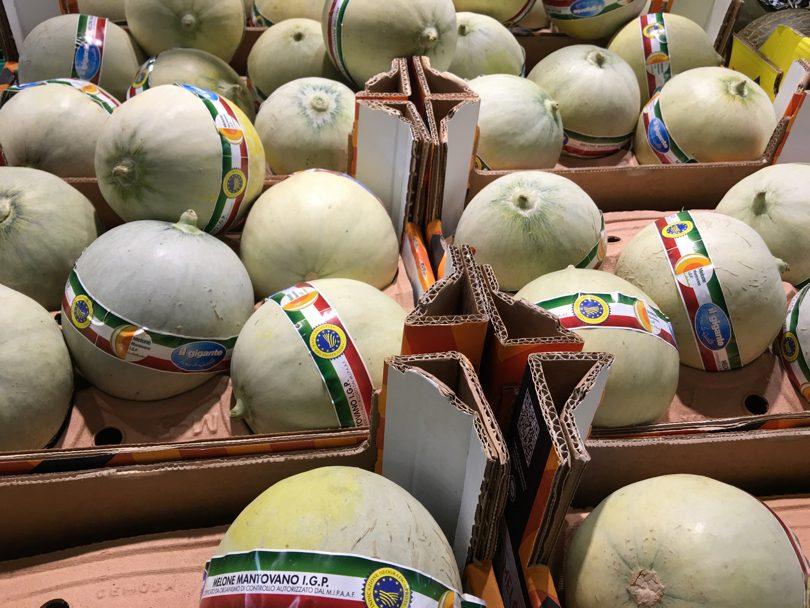 Melone Mantovano Igp liscio