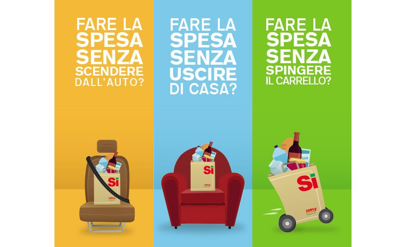 Supermercati Simply E Commerce Al Via A Milano