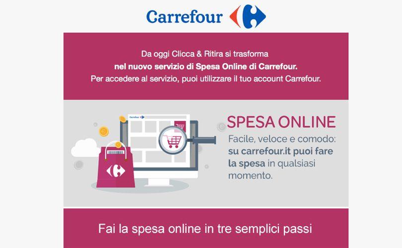 CarrefourSpesaOnLine