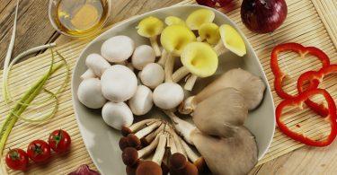 Funghi italiani coltivati