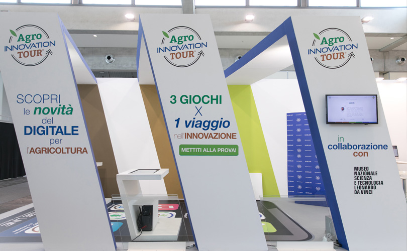 AgroInnovation Tour a Macfrut 2017