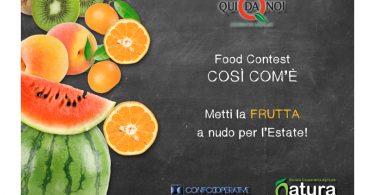 QuiDaNoi_ContestFrutta