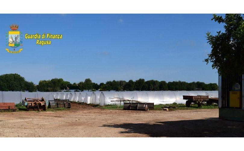 Pesticidi nei prodottisequestri in nove aziende