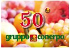 GruppoConerpo50anniVolume