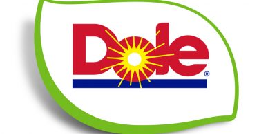 Dole Foods Logo_Green Leaf with Shadow