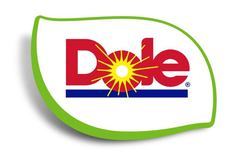 Dole Foods Logo_Green Leaf with Shadow