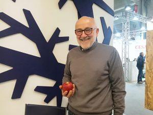 Flavio Pezzi, presidente della cooperativa SFC