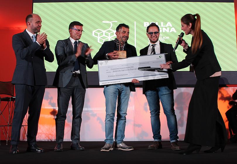 Premio Innovazione Bella Vigna: Salvatore Falciglia