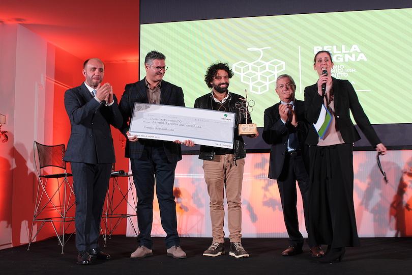 PremioSostenibilitàBellaVigna_GasparroAnna