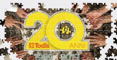 Todis20anni