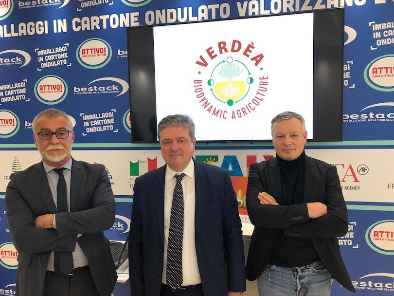 Marchio Verdèa - presentazione Fruit Logistica