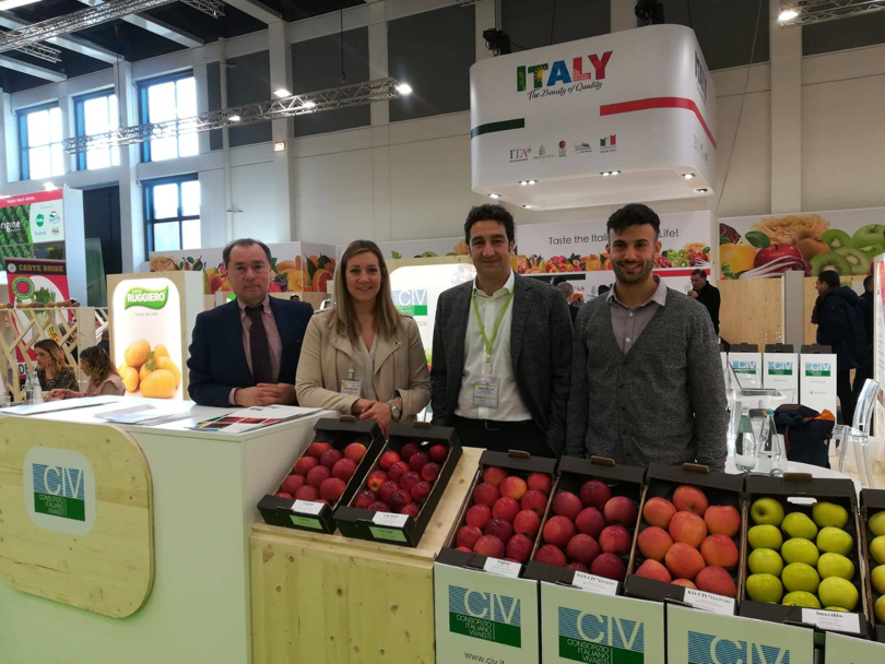 TeamCIV_FruitLogistica2019