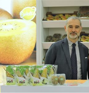 Alessandro Zampagna, general manager di Origine Group