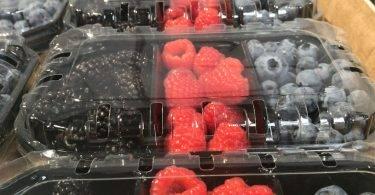 vaschetta berries