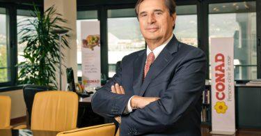 Ugo Baldi, amministratore delegato Conad del Tirreno