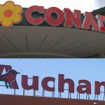 Conad-Auchan. Cartellino giallo dall'Antitrust
