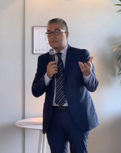Paolo Palomba, IPLC Europe-Italy Partner