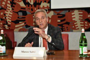 Marco Salvi, presidente Fruitimprese