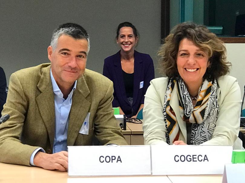 Da sinistra: Gerardo Diana, Maruzza Cupane (dietro), Elena Albertini