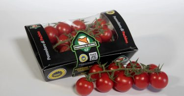 Packaging compostabile Pomodoro di Pachino IGP