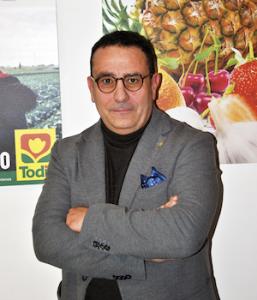 Pietro Fiore, Responsabile Ortofrutta di Todis