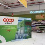 Coop inaugura a Como un nuovo negozio in chiave green