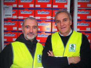 Alessandro Zampagna e Marco Salvi