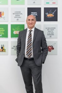 Gianpietro Corbari, Amministratore Delegato di Pam Panorama
