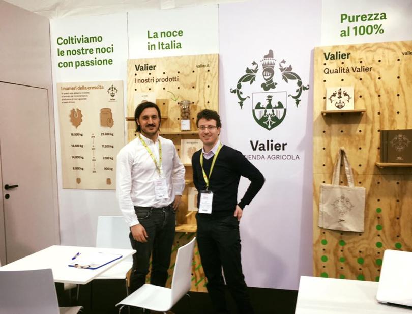 Daniele Valier e Luca Demetri